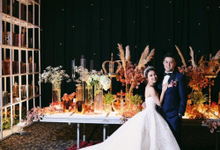 Wedding of Indra & Elaine (Kempinski) by Delfi Organizer