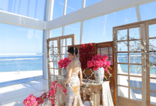 Wedding of Feliks & Vinchi (Ritz Carlton Bali) by Delfi Organizer