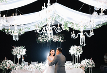 Wedding of Daniel & Emmilia (Ritz Carlton Bali) by Delfi Organizer