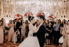 Wedding of Michael & Josephine (Ritz Carlton PP) by Delfi Organizer