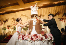 Wedding of Hadi & Fanny (Balai Samudera) by Delfi Organizer