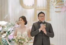 Wedding of Geraldo & Heidy (Ayana MidPlaza) by Delfi Organizer