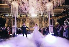Wedding of Krismanto & Karina (Kempinski) by Delfi Organizer