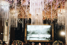 Wedding of Krismanto & Karina by Delfi Organizer