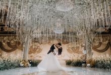 Wedding of Jane & Ferdy (Hotel Mulia) by Delfi Organizer