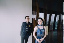 Sangjit Ivan & Florencia (JHL Solitaire) by Delfi Organizer