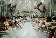 Wedding Kelvin & Bella (Amaryllis) by Delfi Organizer
