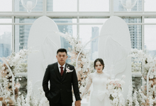 Wedding Hendro & Agatha (Grand Hyatt) by Delfi Organizer