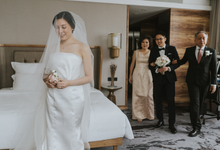 Wedding Albert & Alicia (Swissotel) by Delfi Organizer