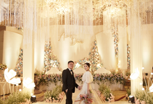 Wedding Albert & Devie (Westin) by Delfi Organizer