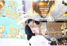 Richard & Ellen Wedding at Grand Ballroom by Grand Hyatt Jakarta
