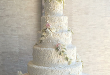 5 & 6 Tiers Wedding Cake by LeNovelle Cake