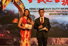 MC for Sany Product Launching by Demas Ryan & Lasting Moments Entertainment