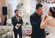MC for the Wedding of Darwin & Devina by Demas Ryan & Lasting Moments Entertainment