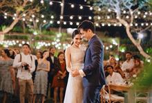 Khayangan Estate Bali - MC for the Wedding of Asa & Adrian by Demas Ryan & Lasting Moments Entertainment