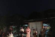 MC for Akad & Resepsi of Adra & Niesya by Demas Ryan & Lasting Moments Entertainment