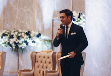 MC & Band for Aldy & Windy by Demas Ryan & Lasting Moments Entertainment