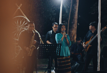 MC & Band for Faiz & Cempaka by Demas Ryan & Lasting Moments Entertainment