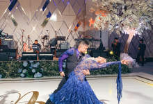 Intercontinental Hotel - MC for Aldrich & Margareth by Demas Ryan & Lasting Moments Entertainment