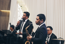 Grand Mercure - MC & Band for James & Jessica by Demas Ryan & Lasting Moments Entertainment