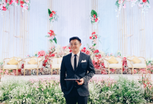 Fairmont Jakarta - Wedding of Arnold & Lyvia by Demas Ryan & Lasting Moments Entertainment