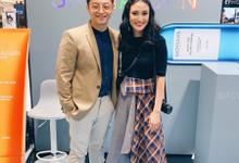 MC for Sachajuan w/ Keth Agustine & Andreas Zhu by Demas Ryan & Lasting Moments Entertainment