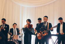 MC & Music for Jan & Lucy's Wedding by Demas Ryan & Lasting Moments Entertainment