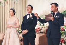 Grand Hyatt - MC for Jimmy & Adinda by Demas Ryan & Lasting Moments Entertainment