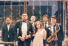 Hyatt on Five - Music & MC for Julian & Agnes by Demas Ryan & Lasting Moments Entertainment