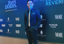 MC for Tom Dixon Collection Launch by Demas Ryan & Lasting Moments Entertainment