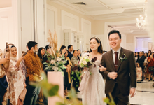 MC for Indra & Inke by Demas Ryan & Lasting Moments Entertainment
