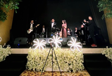 Grand Hyatt -MC & Mini Orchestra for Garry & Nadya by Demas Ryan & Lasting Moments Entertainment