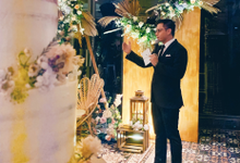 MC for Agung & Nana by Demas Ryan & Lasting Moments Entertainment