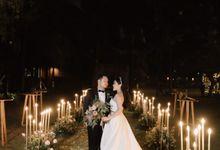 ASTRID AND DENEVAN WEDDING by Glow Wedding & Event Planner