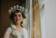 Dhitary & Fadly Wedding by Speculo Weddings