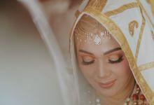 MINANG AKAD LULU & IQBAL by  Menara Mandiri by IKK Wedding (ex. Plaza Bapindo)