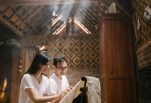 Prewedding of Yudi & Brigitta by denicaadrian