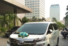 The Wedding of Dennis & Christina by Priority Rent car