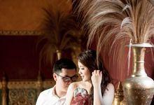 Bali Prewedding of Dennis & Monica by Kairos Works