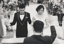 the wedding of Dennis + Novi by Memoira Studio