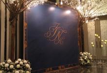 TTNK Wedding Reception by DENNSA Events