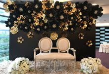 Wedding of Hafiz & Nadirah by DENNSA Events