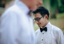 Wedding of Yos & Meli by Dennys & Crew