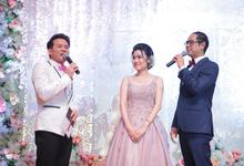 Wedding of Jon & Annice by Dennys & Crew