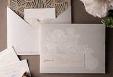 SPRING OF JOY by BloomingDays Invitation Studio