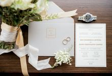 Deo & Fanny by One Heart Wedding