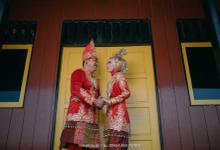 Prewedding Dhevry & Rina by depfoto.id