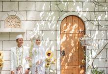 Wia & Annas Wedding by Deroyalparty