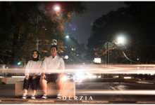 Prewedding Raja & Bintang by Derzia Photolab