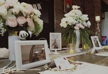 Wanda Bridal Shower by Phalosa Event Decoration & Table Setting